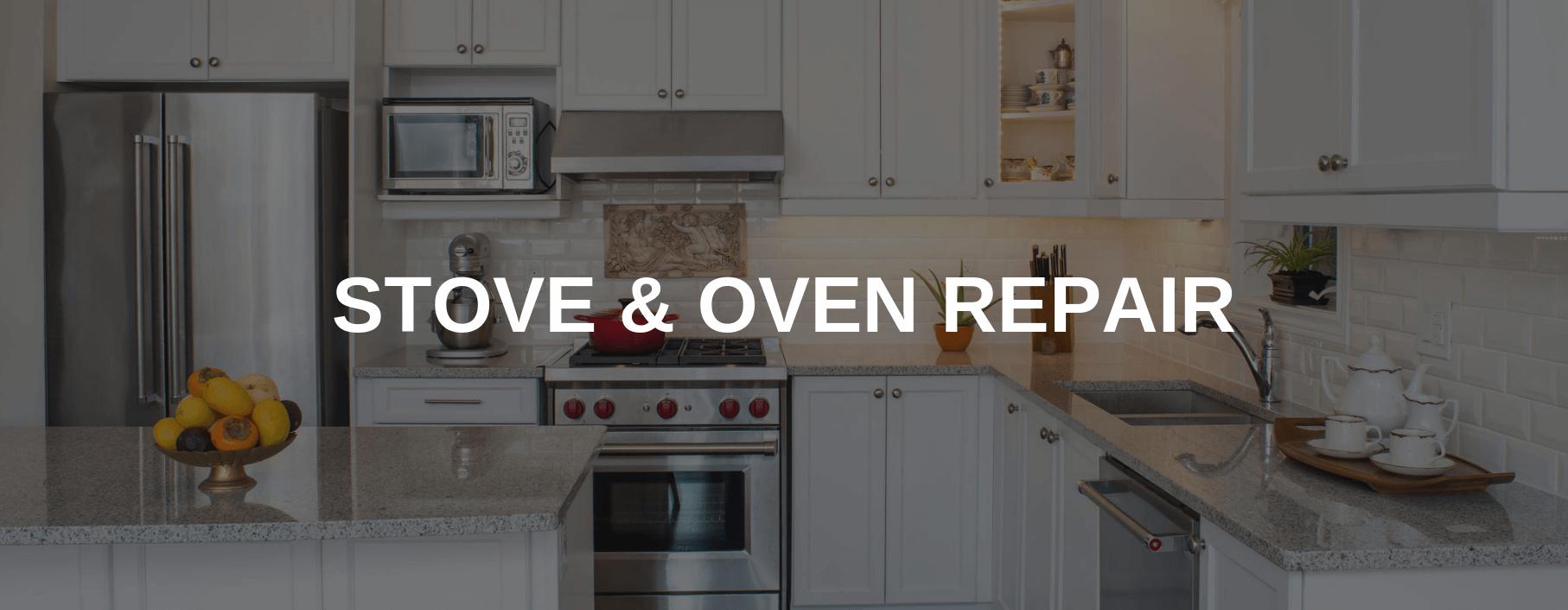 stove repair norwich